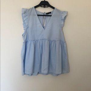 ZARA cute blouse